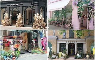 chelsea flower show inspirace