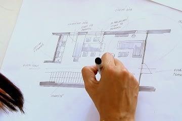s4u design konzultace skica