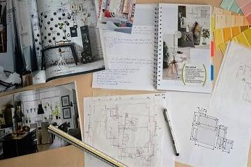 Realizace návrhu interiéru příprava