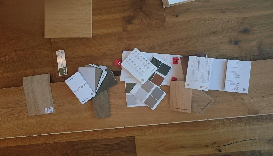 podlaha interier design